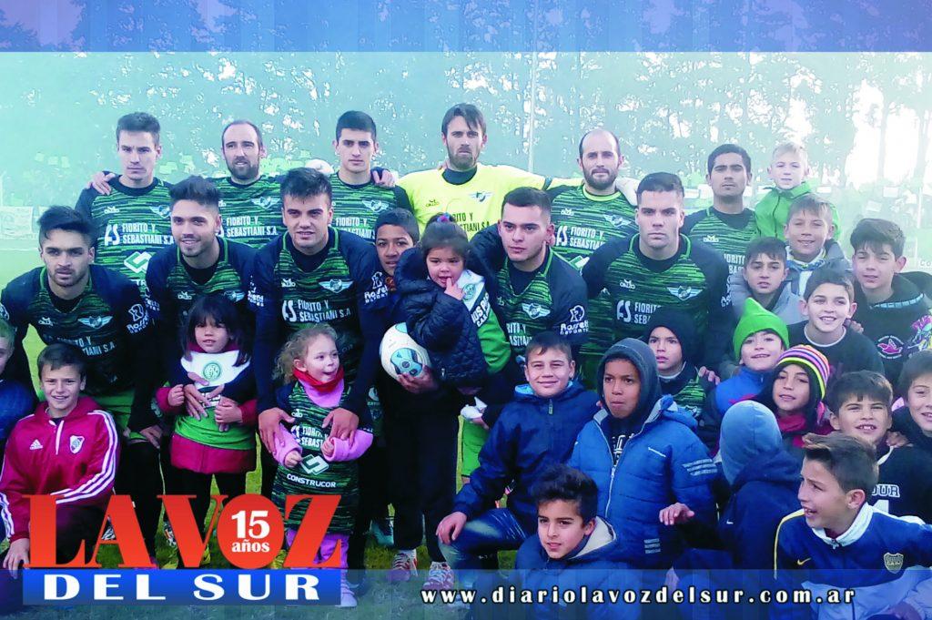 Corralense Campeón Apertura 2017
