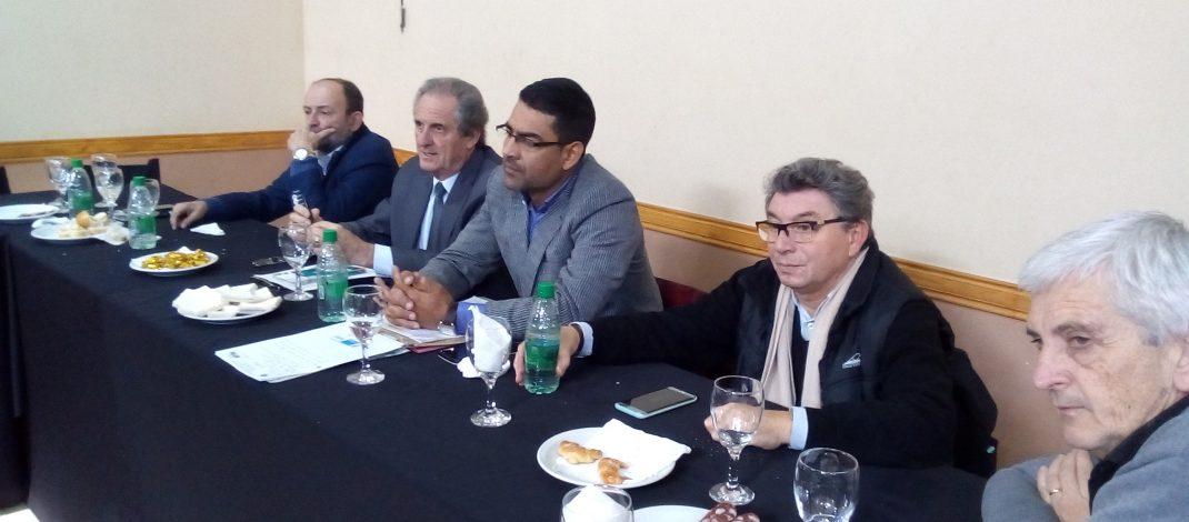 Colonia Italiana: reunión de la Comunidad Regional Marcos Juárez