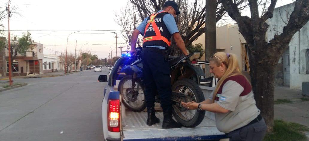 Corral de Bustos: rige la Emergencia Vial
