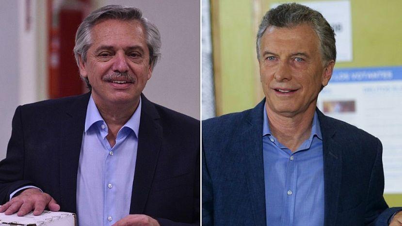Elecciones 2019: A. Fernandez es el Pte. electo