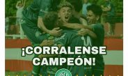 Corralense campeón Clausura 2019 de Reserva