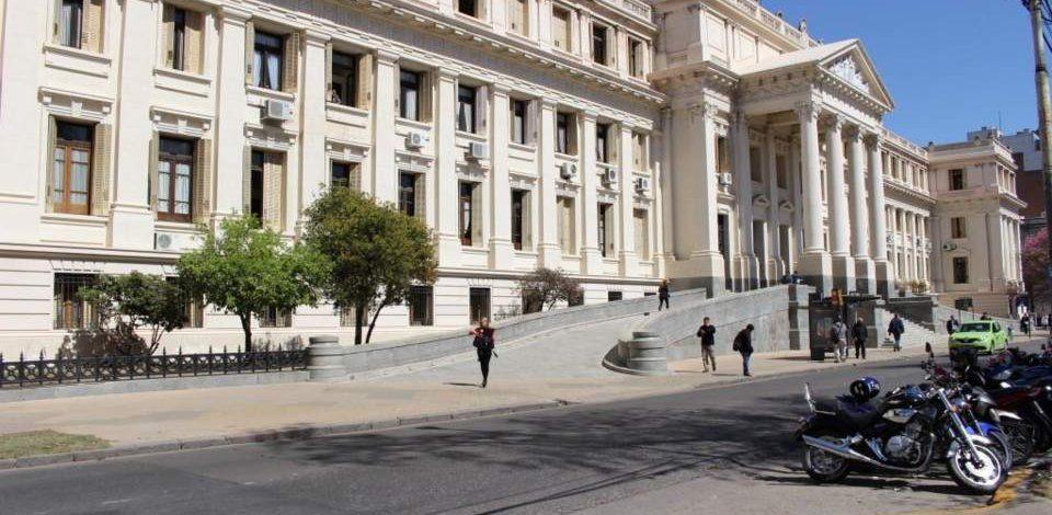 Cuarentena: vuelve la actividad judicial al interior provincial