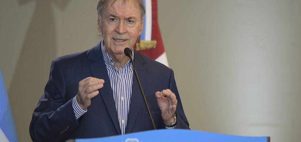Schiaretti: no habrá marcha atrás en Córdoba