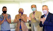 Colonia Italiana: Habilitaron red de Gas Natural