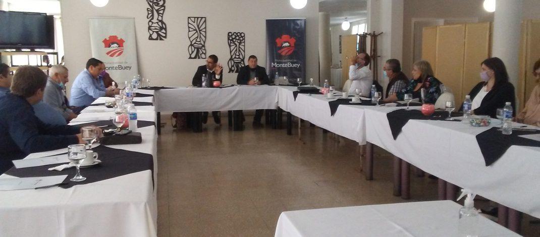 Reunión de la Comunidad Regional del Departamento Marcos Juárez