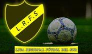 Liga Regional Fútbol del Sur: el 11 de abril comienza el Apertura
